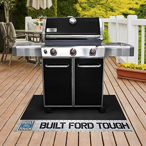 (NASCAR Built Ford Tough Grill Mat, 26