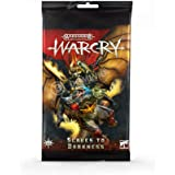 Warcry Slaves to Darkness Card Pack