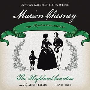 The Highland Countess Audiobook