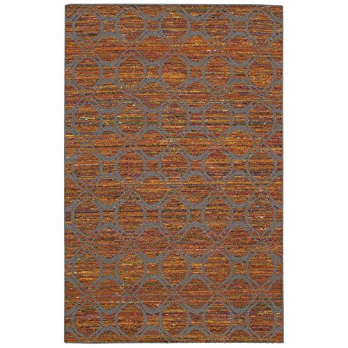 - Nourison Spectrum (SPE03) Flagy Rectangle Area Rug, 8-Feet by 10-Feet 6-Inches (8' x 10'6