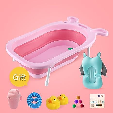 Bathtub ZI Ling Shop- Bañera para bebés Alfombra Antideslizante ...
