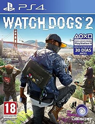Watch Dogs 2 - Standard Edition: Amazon.es: Videojuegos