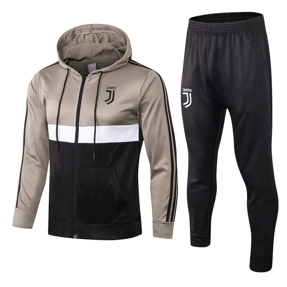 Fútbol Chaqueta de Manga Larga y Pantalones Suéter Traje de ...