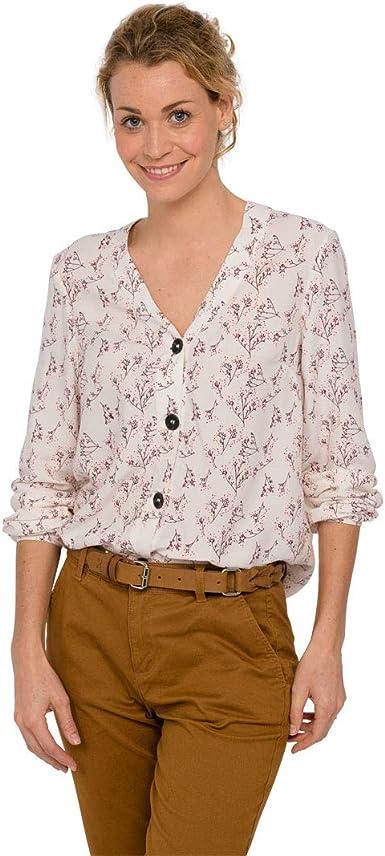 OxbOw Canada - Camisa para Mujer: Amazon.es: Ropa y accesorios