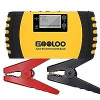 Deals on GOOLOO 1000A Peak 20800mAh Car Jump Starter Portable Power