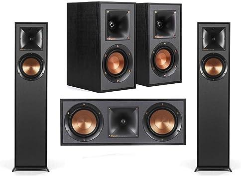 Amazon.com: Klipsch R-610F - Juego de 2 altavoces para el hogar