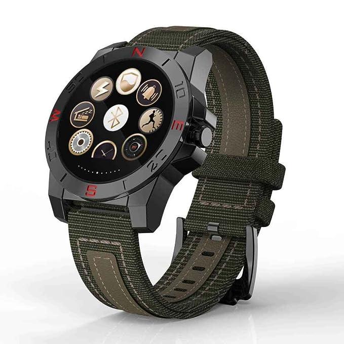 Reloj de pulsera inteligente, llamadas de apoyo llamadas manos ...