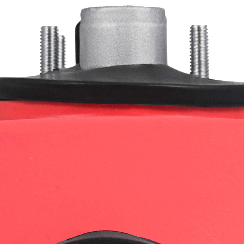 l//h Air Diesel Heater 12V 8KW 2Holes Air Diesel Heater Fuel Consumption 0.21-0.65 Happybuy 5KW Diesel Air Heater for RV Bus Motorhome Boat Car