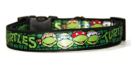 Tortugas Ninja Teenage Mutant Ninja Turtles TMNT Collar ...