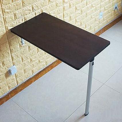 Desk XIAOLIN Tavolo da pranzo in legno massello Tavolo pieghevole da ...