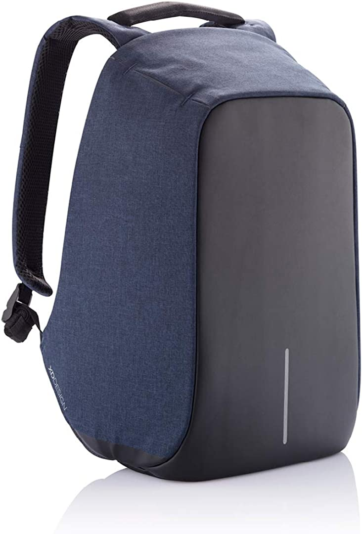 "XD Design Bobby XL 17"" Anti-Theft Laptop Backpack with USB Port (Unisex Bag)"