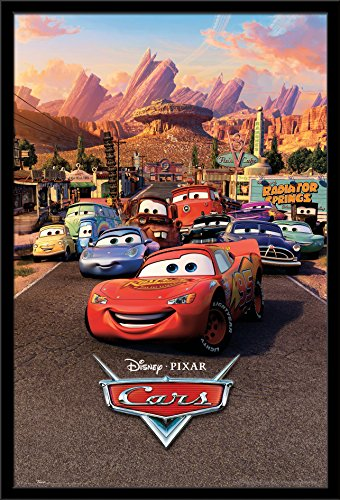 Disney Cars Art (Trends International Disney Cars, 22.375