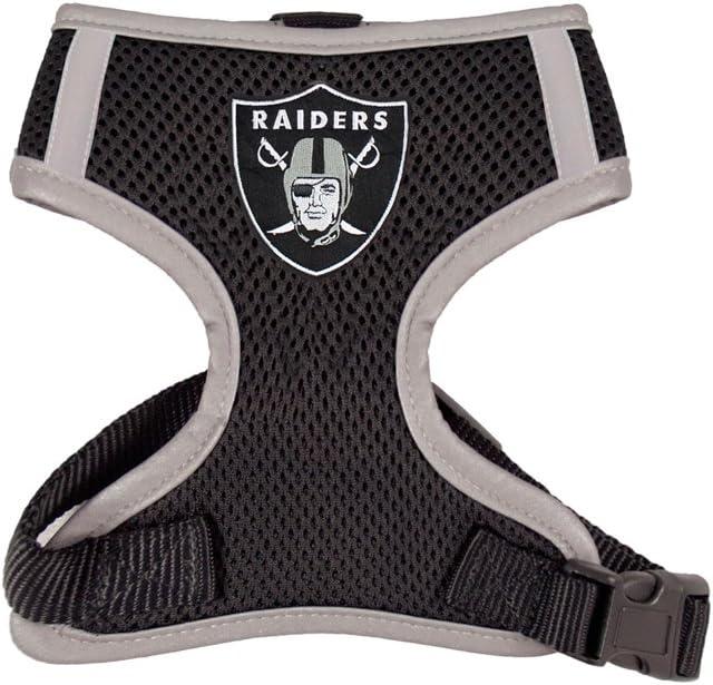 NFL Oakland Raiders - Arnés para Perro, HD-HV-Raid-L, Large ...