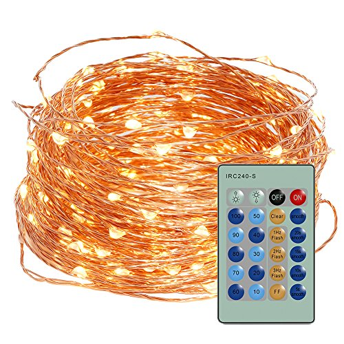 Led Lights Gold Wire - 6