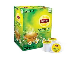 Lipton Green Tea Chamomile Mint K-Cup