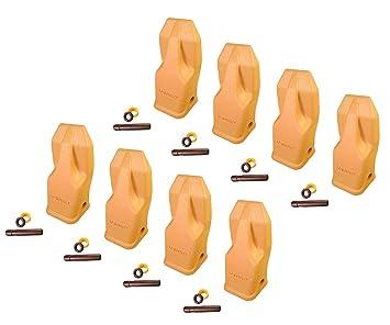 Amazon.com: 8 – Cubo de carga de abrasión resistente con ...