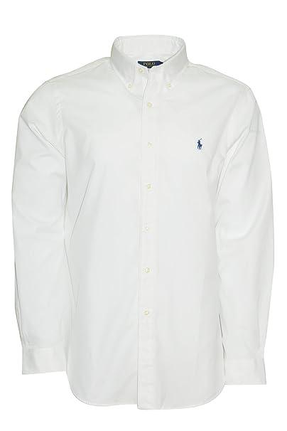 Camiseta polo para hombre de Ralph Lauren, ajuste clásico, color ...