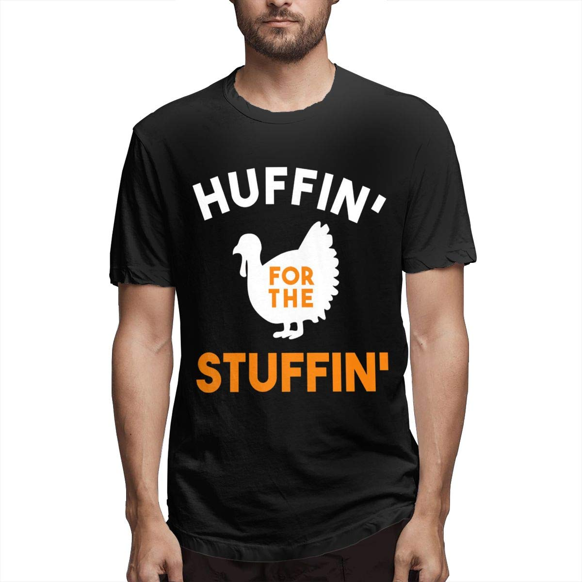 Dahwy Huffin For The Stuffin Fashion S Tshirt
