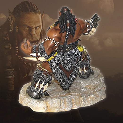 Amazon.com: Jiege World of Warcraft - Durotan. Tipo de medio ...