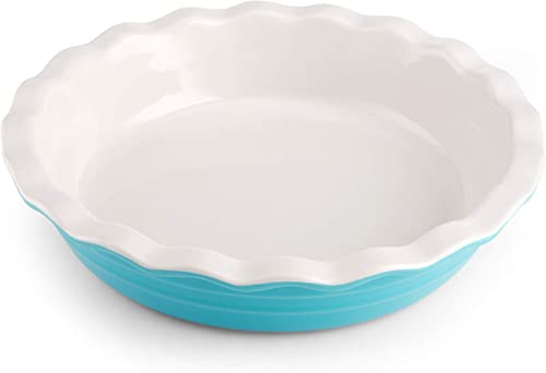 Farberware 5172565 Baker's Advantage Ceramic Pie Dish