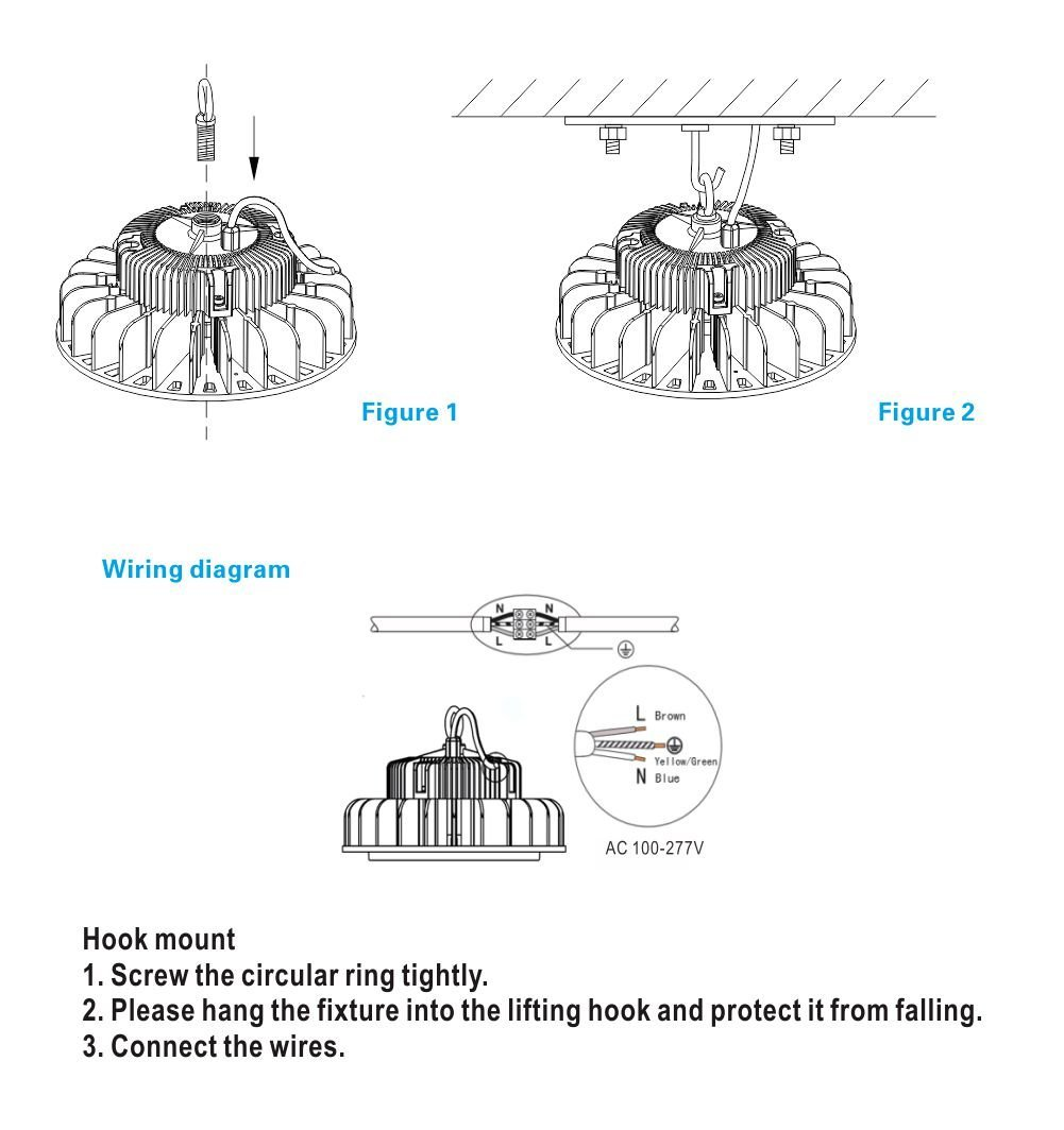Ufo Light Wiring Diagram - Simple Wiring Diagram Options