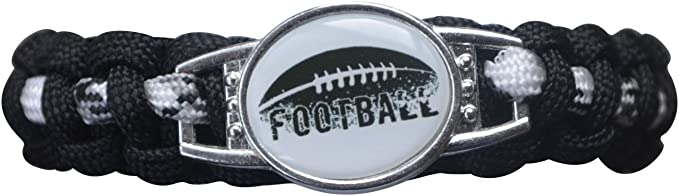 Bransoletki Soccer Paracord Bracelets For Kids Gifts For Girls Boys Bizuteria I Zegarki Mayoshop Org