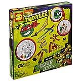 ninja turtle arts and crafts - Teenage Mutant Ninja Turtles Window Sticker Art
