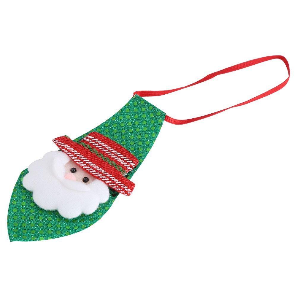 Neu Elch Weihnachten Kinder Schlips Kinder Krawatte Weihnachtsmann