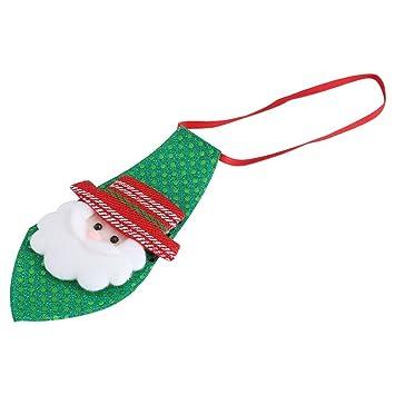 Weihnachten Deko Accessoire Kinder Krawatten Elch kreative ...
