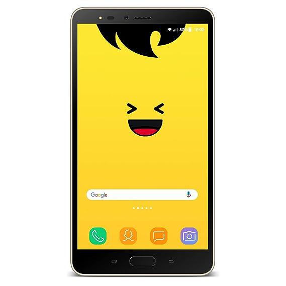 Tablet Baratas,3G VMOBILE A15 2GB De RAM 16GB ROM 6 Pulgadas 8MP Camara 3600mAh Batería Android 7.0 Dual SIM Moviles Libres Baratos (Oro)