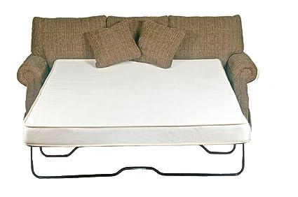 Super Amazon Com Eco Ultimate Super Deluxe Latex Sleeper Sofa Ibusinesslaw Wood Chair Design Ideas Ibusinesslaworg