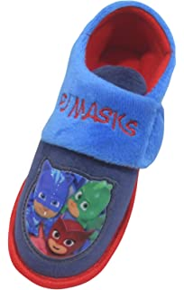 PJ Masks Roan Boys Slippers Size 5