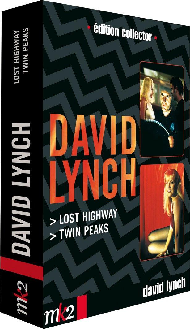 David Lynch - Lost Highway + Twin Peaks Francia DVD: Amazon.es: Sheryl Lee, Ray Wise, Natasha Gregson Wagner, Robert Loggia, Harry Dean Stanton, Mädchen Amick, Kyle MacLachlan, David Bowie, Bill Pullman, Patricia