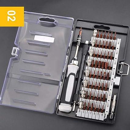 Multi Screwdriver Bits: 61 in 1 Precision Torx Screwdriver Bit Set ...