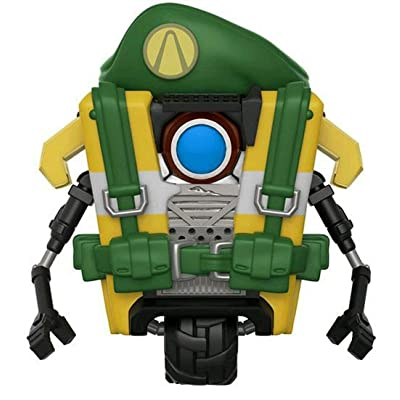 Funko Pop! Commando Claptrap Exclusive: Toys & Games