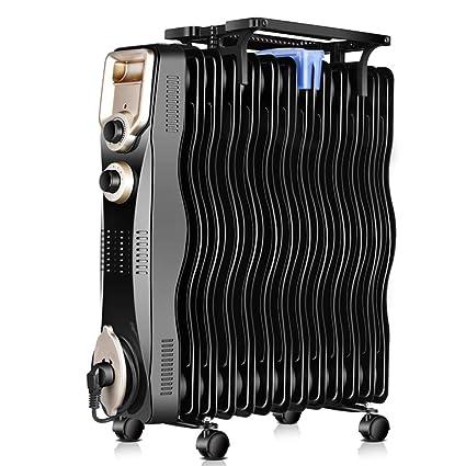 Heater GJM Shop Calentador De Radiador De Aceite Casa El Ahorro De Energía Estufa De Pie