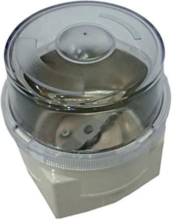 Grinder-White / Clear