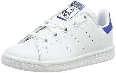 Jungen Smith Eu Adidas Stan BasketballschuheWeiß36 1JKTlcF3