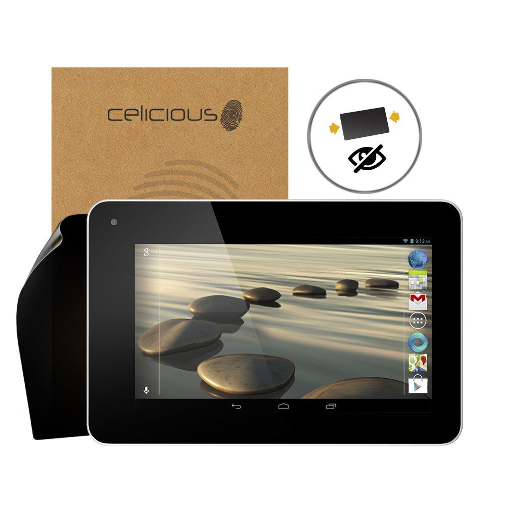 CeliciousプライバシーAcer Iconia Tab b1 – 710 2ウェイVisualブラックアウトスクリーンプロテクター   B07F2JGSN1