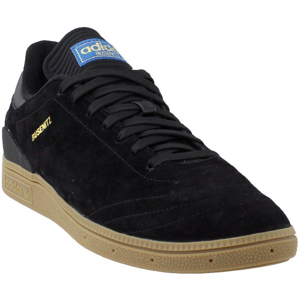 adidas Busenitz RX Mens Fashion-Sneakers CQ1161_6.5 - CORE Black,GUM4,Goldmt