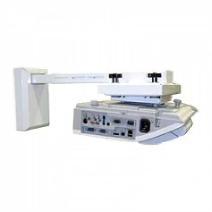 Hitachi A3WALLARM Pared Blanco Montaje para Projector: Amazon.es ...