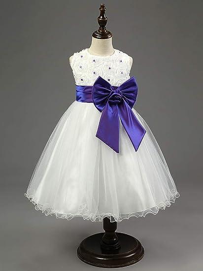 Vestidos De Noche De Niña Vestido De Princesa De La Boda Vestido De Novia Vestido De