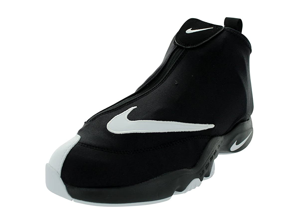 Nike Air Zoom Flight 98 The Glove Black White-University Red