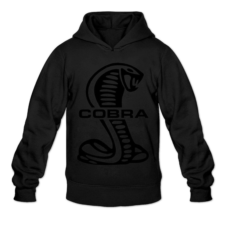 low-cost Men's Ford Cobra Logo Hoodies