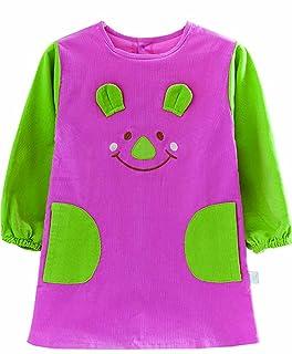Black Temptation Mangia i vestiti per il grembiule della cucina del grembiule di Child Childs per i bambini
