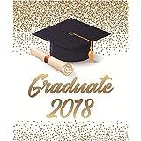 Daniu Graduation Hat Photography Backdrops Graduate 2018 Photo Background Studio Props For Students Vinyl 5x7ft