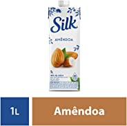 Bebida Vegetal Amêndoa, Silk, 1L