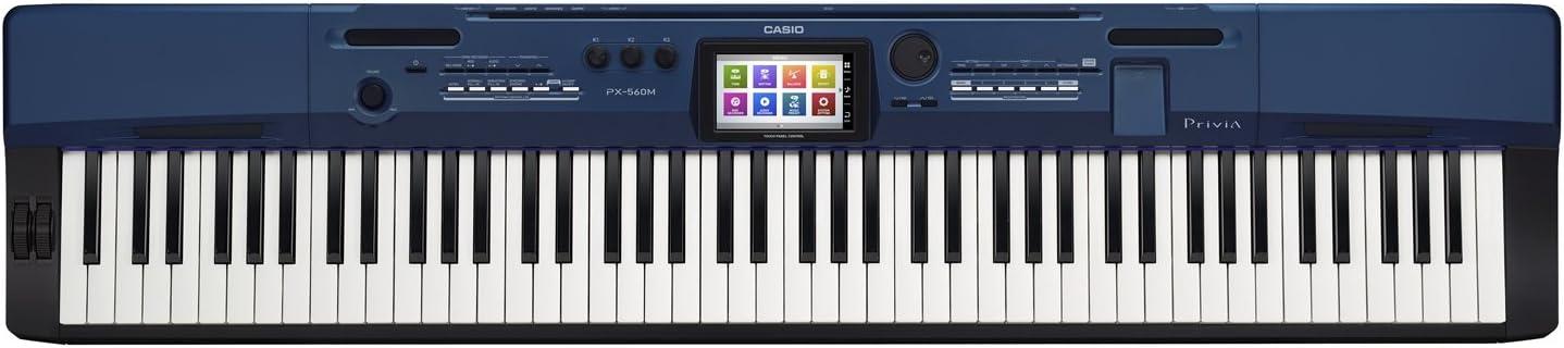 CASIO PRIVIA PX-560 PIANO DIGITAL: Amazon.es: Oficina y papelería