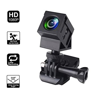 Mini cámara Hawkeye Firefly HD 1080P FPV Micro cámara de acción Mini cámara oculta SPY con