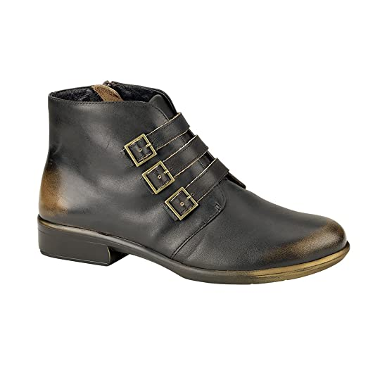 Womens Boots Brown Leather